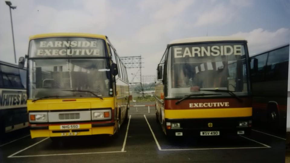 NHG 550 & WSV 490 early 90s